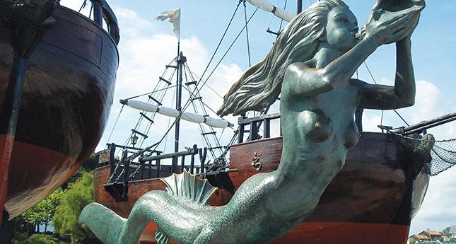 mermaid shiphead
