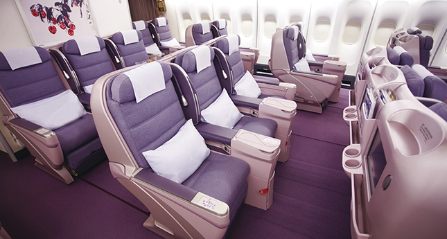 China Airlines Business Class Review