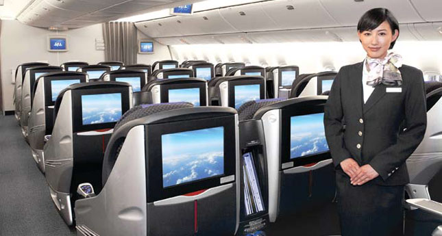 United Airlines Wifi >> Japan Airlines Executive Class | Global Traveler