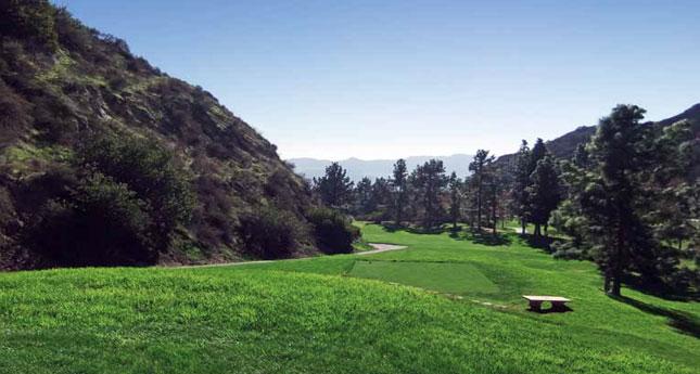 DeBell Golf Club, Burbank, California