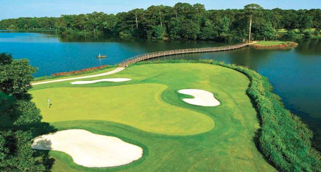 Pine Mountain Ga Callaway Gardens Lake View Golf Course