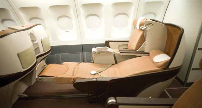 Iberia Airlines Business Class Global Traveler