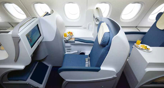 China Southern Airlines Business Class Global Traveler
