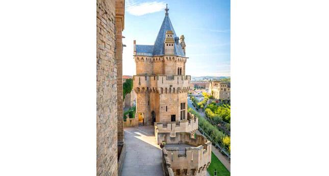 Royal Palace of Olite, Navarra