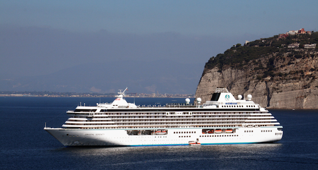 Crystal Cruises Expands Free WiFi | Global Traveler