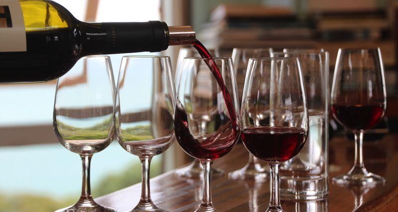 Wine Tasting in San Francisco