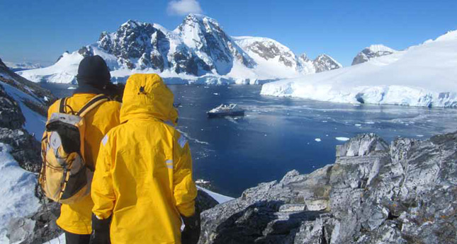 Quark Expeditions' Ocean Diamond