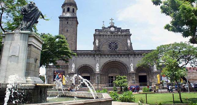Manila Cathedral, Intramuros