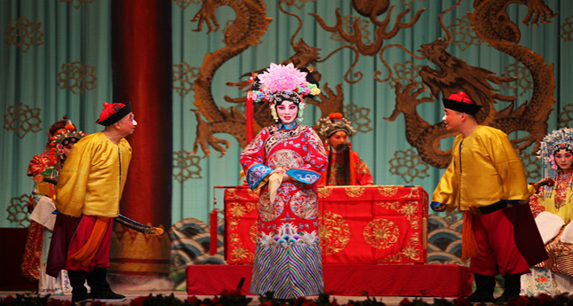 Experience China's National Treasure at a Peking Opera Performance