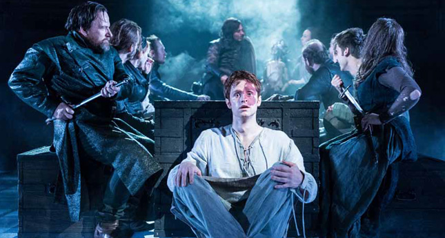 The National Theatre of Scotland's production of The James Plays