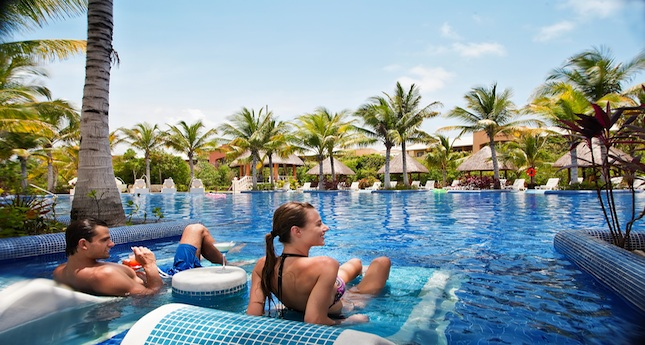 Located on a private beach along Mexico's lovely Riviera Maya coast, Barceló Maya Beach Resort has completed its $80 million renovation