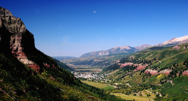 Despite its modest size within a colorful box canyon, the mountain town of Telluride, Colorado packs in plenty of festival options between Memorial Day weekend and the end of the year.