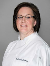Executive Chef Catherine Medrano, Loews Regency New York