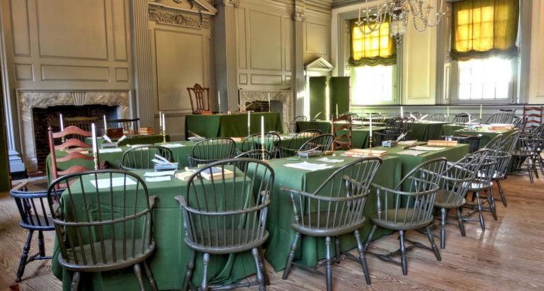Independence Hall, Philadelphia © Olivier Le Queinec   Dreamstime 28554193