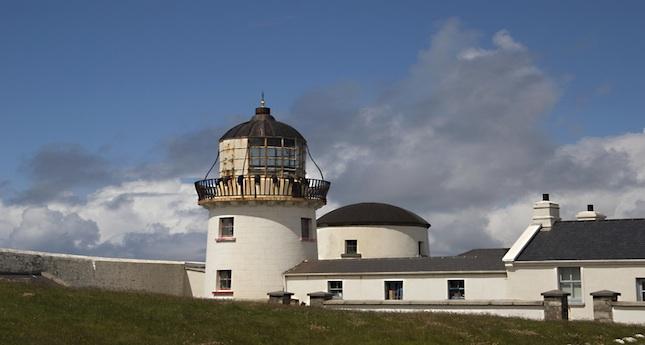 Clare Island Lighthouse Ireland