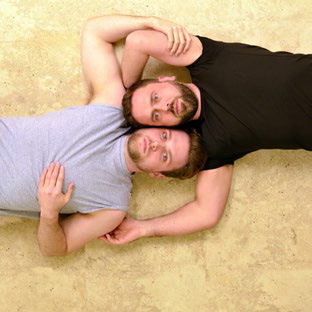 Performers from the International Dublin Gay Theatre Festival: Remember Me