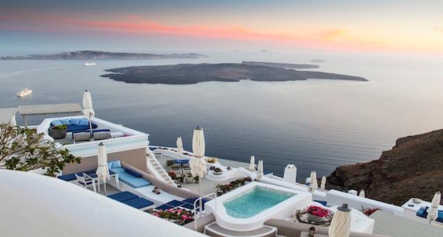 Iconic Santorini Imerovigli