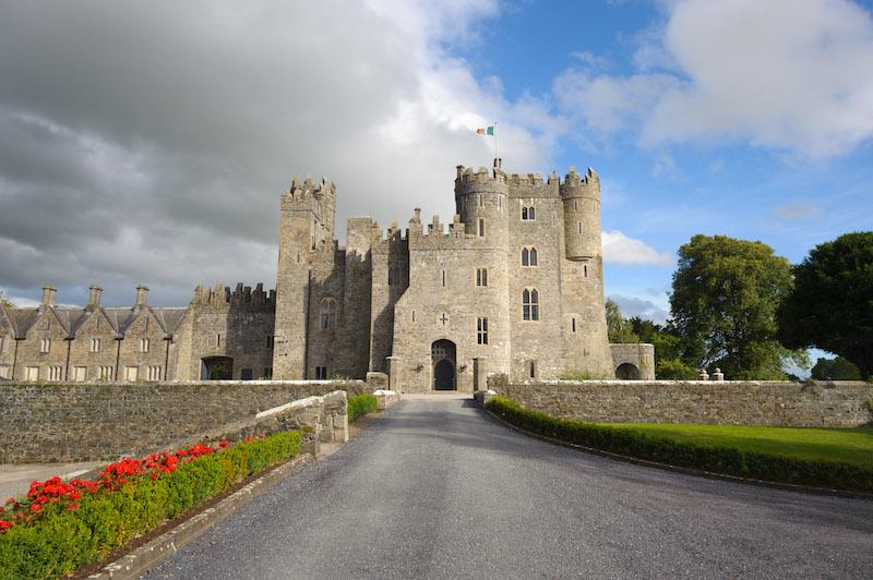 Kilkea Castle © BRUNO STEINBERGER/kilkeacastle.ie/