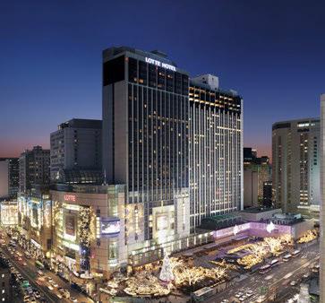 Lotte Hotel Seoul © LOTTE HOTEL SEOUL