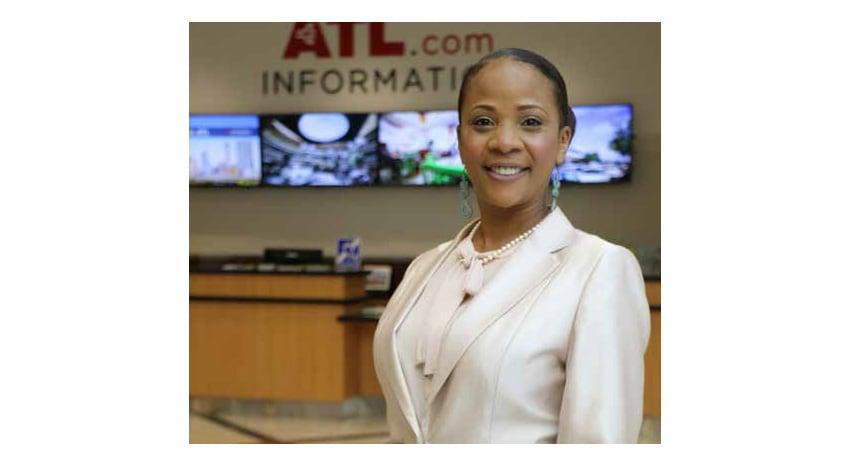 Liza Milagro Atlanta International Airport Global Traveler