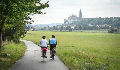 Robinson's Berlin to Prague Biking tour