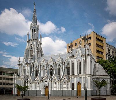 La Ermita Church