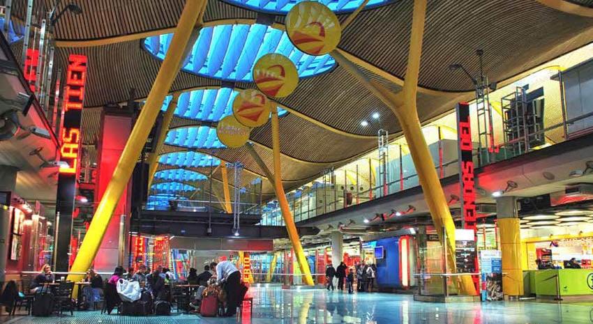 Image result for adolfo suárez madrid–barajas airport