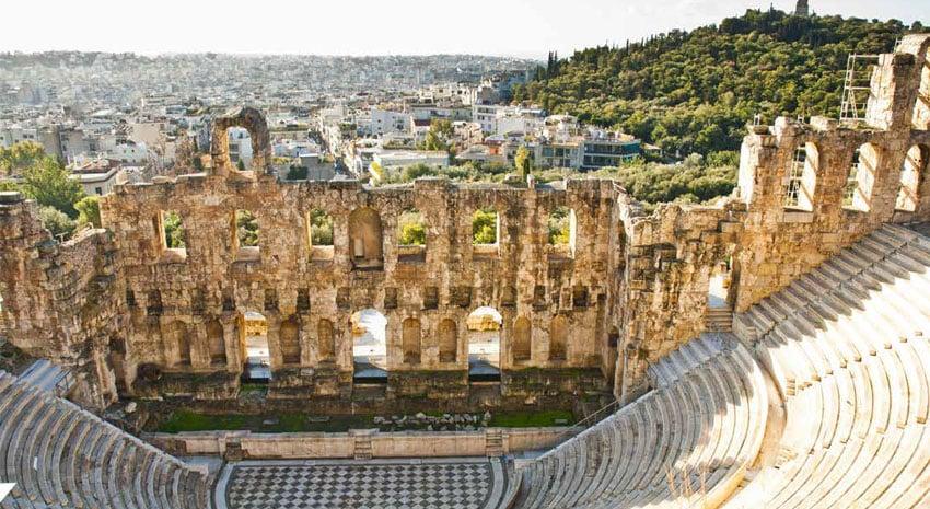 Theatre of Dionysus © IONUT DAVID - DREAMSTIME.COM
