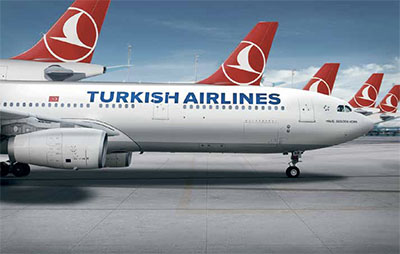 Best Airport Staff/Gate Agents and Best Airline for Business Class © TURKISH AIRLINES