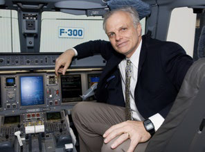 DAVID NEELEMAN Founder, chairman and CEO, Azul Airlines © Azul Airlines
