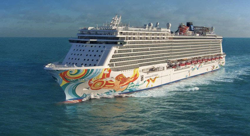 Norwegian Getaway PHOTO: © NORWEGIAN
