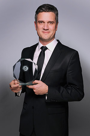 Luc Bondar, vice president, MileagePlus, United Airlines