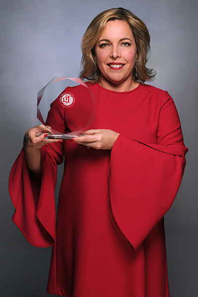 Kristen Bowdoin, general manager of partnerships, Chase United