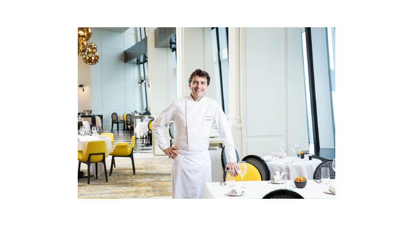 Chef Yannick Alleno Stay Modern Restaurant Global Traveler
