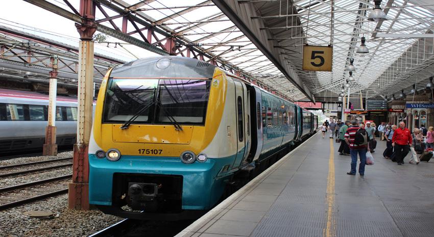 Coradia diesel train
