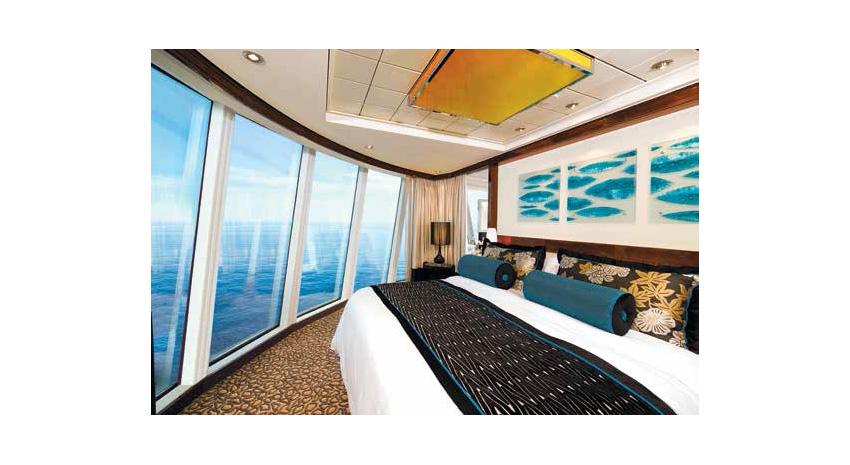 Norwegian Epic suite