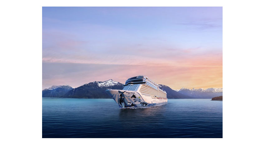 Norwegian Bliss in Alaska © NORWEGIAN CRUISE LINES