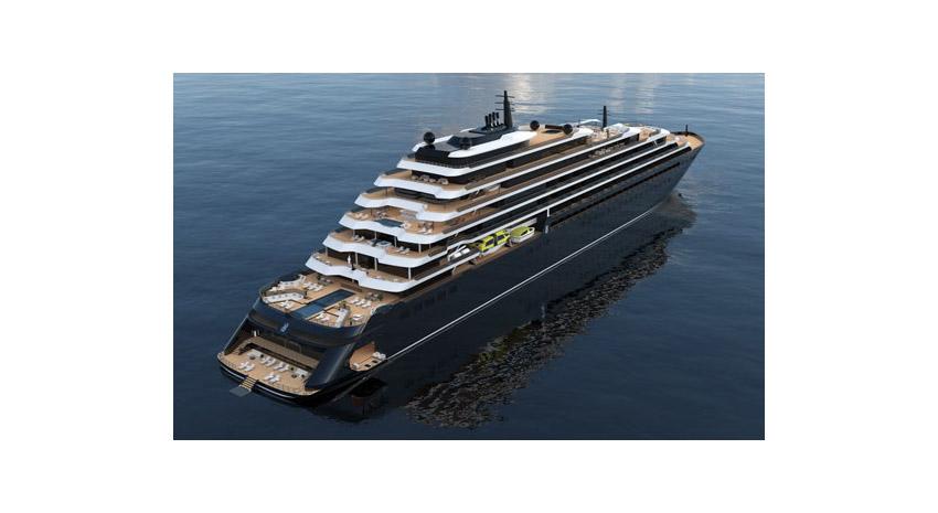 The Ritz-Carlton Yacht Collection cruise ship
