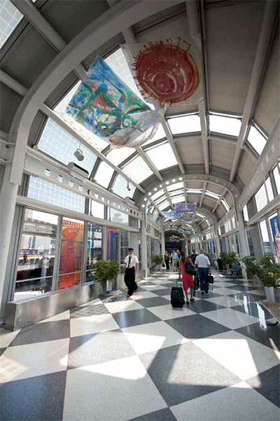 Best Airport in North America © CHICAGO DEPARTMENT OF AVIATION