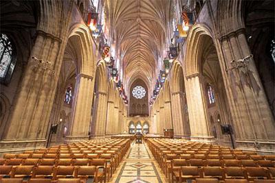 The Washington National Cathedral © CHANSAK AROONMANAKUL - DREAMSTIME.COM