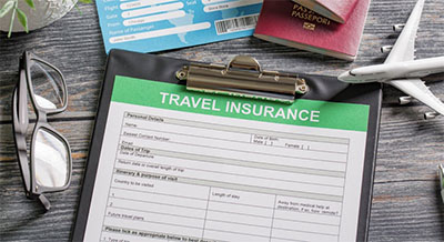 Some travel insurance policies include assistance from experts who can help you in case of emergencies.