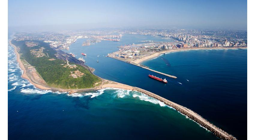 Durban aerial view © HONGQI ZHANG (AKA MICHAEL ZHANG)   DREAMSTIME.COM