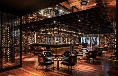 QT Perth bar