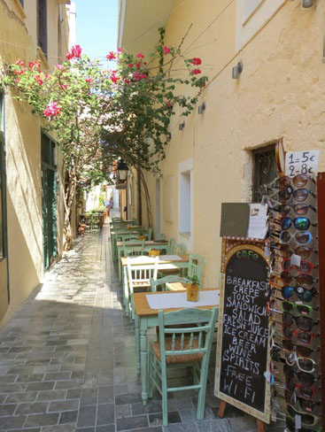Rethymno café