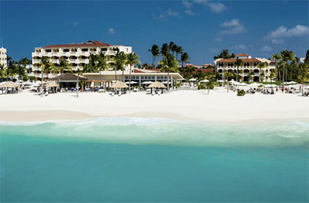 Aruba's Bucuti & Tara Beach Resort was the first carbon-neutral resort in North America