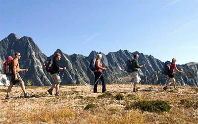 Mountain Trek hike © MOUNTAIN TREK