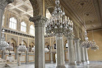 Chowmahalla Palace © SHAILENDRA SOOD - DREAMSTIME.COM