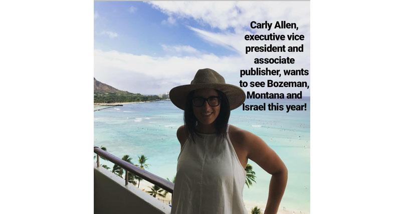 Carly Allen