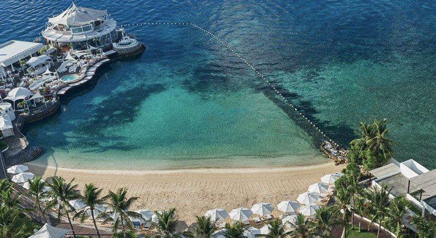 Aerial view of Mövenpick Resort Al Nawras © MÖVENPICK HOTELS & RESORTS