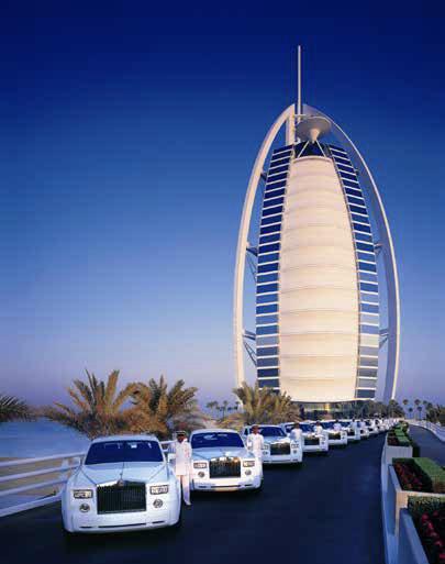 Burj Al Arab Jumeirah © JUMEIRAH